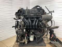 Двигатель Ford Fiesta 5 BAJA 6527568