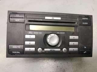Магнитола (аудио система) Ford Focus 2 6S6118C815-AF