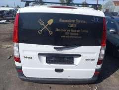 Дворник крышки багажника Mercedes Vito W639