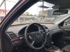 Проводка салона Mercedes E W211
