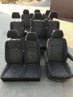 Сиденье переднее (комплект) Mercedes Vito W639