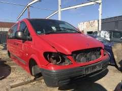 Стойка кузовная центральная правая Mercedes Vito W639