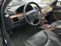 Монитор Mercedes S W220