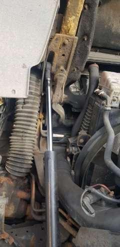 Цилиндр подъёма кабины Mercedes Axor