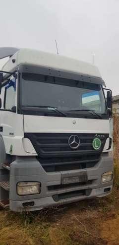 Кабина Mercedes Axor