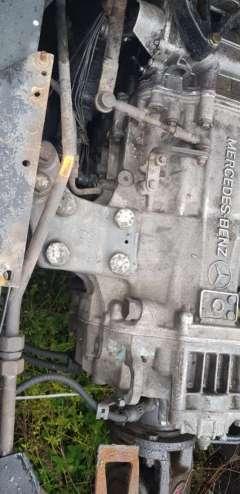 МКПП (Коробка передач механическая) Mercedes Axor
