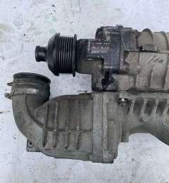 Нагнетатель воздуха (компрессор) Mercedes E W212