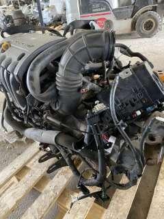 Двигатель Hyundai i30 FD G4Fa